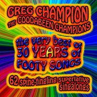 Greg Champion the Coodabeens 30 Years of Footy